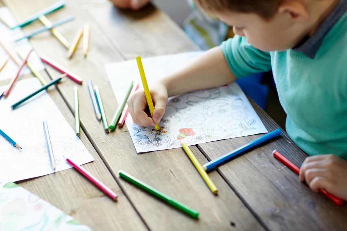 7 patarimai, padėsiantys skatinti vaikų kūrybiškumą