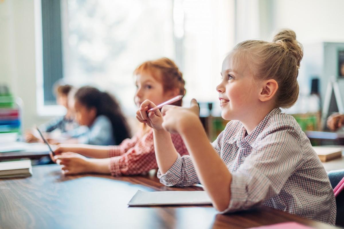 9 būdai kaip padėti vaikui susikaupti.