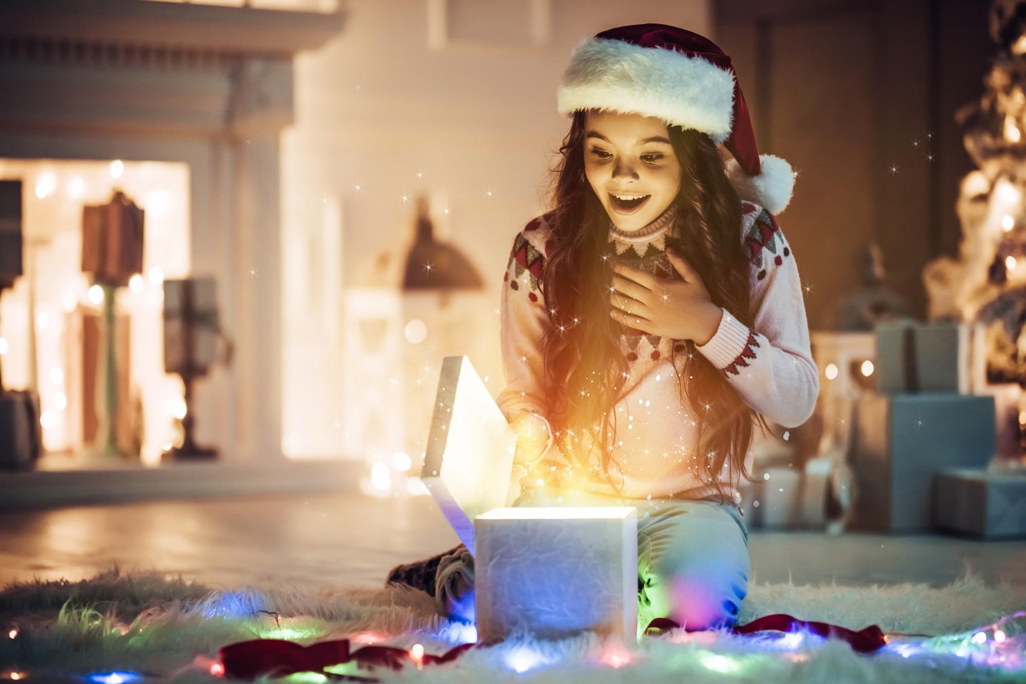 Kodėl Kalėdų senelis svarbus vaikų vystymuisi?
