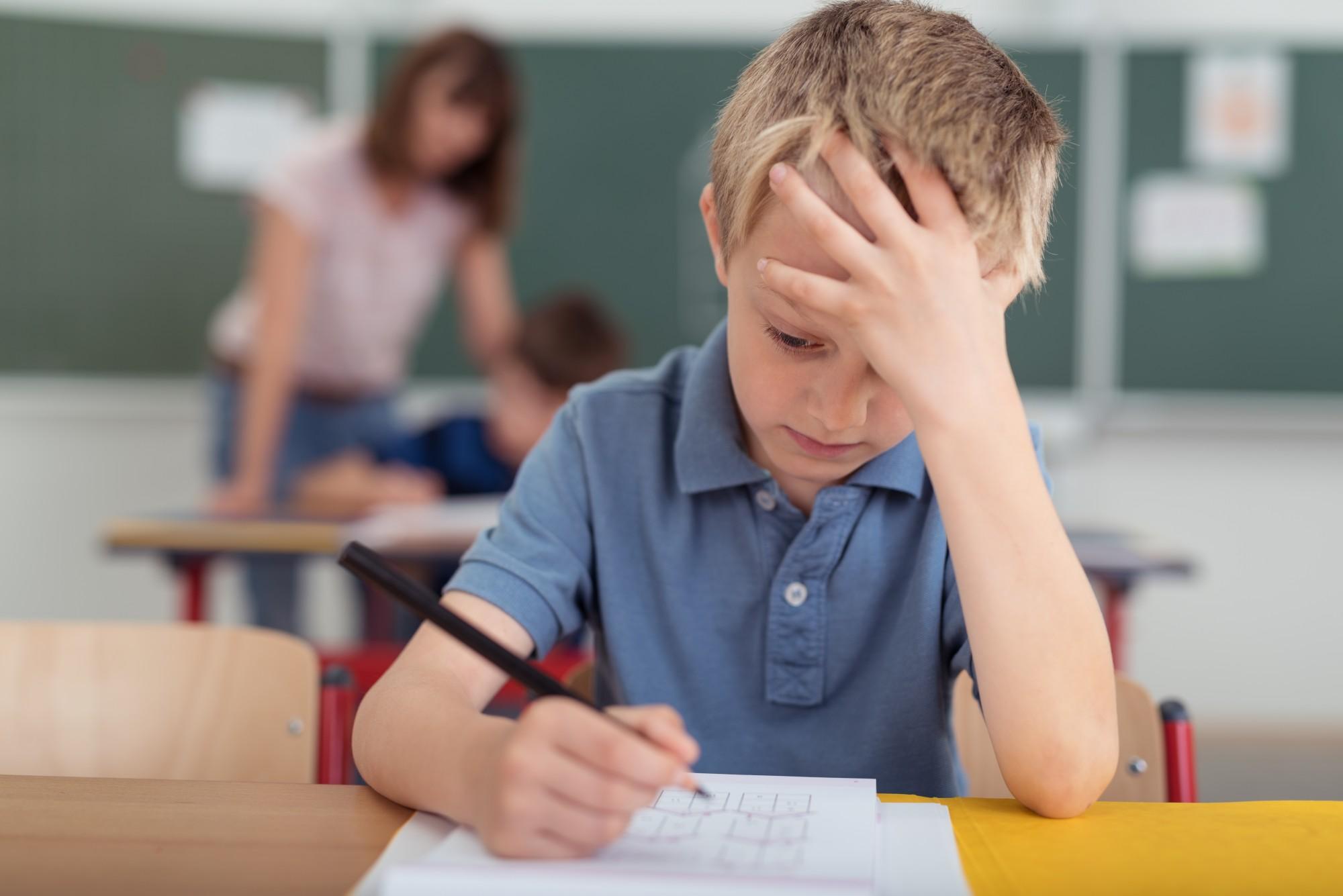 3 būdai, kaip stresas gali pagelbėti mokiniams