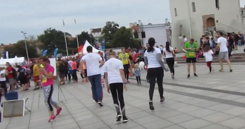 BrainGym Lietuva maratonas